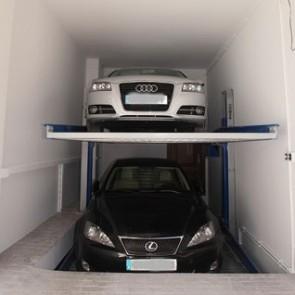 Pour 2 voitures
