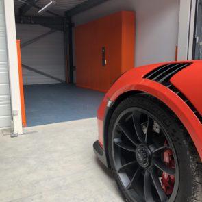 Monte voiture Laure 991 GT3 RS
