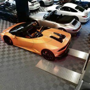 Monte voiture dream car Lamborghini